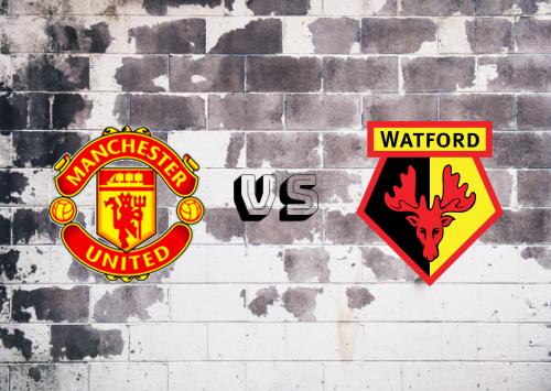 Manchester United vs Watford  Resumen & Partido Completo