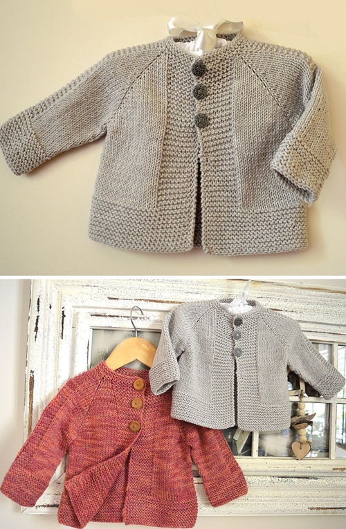 Simple & Stylish Quick Top-down - Knitting Pattern