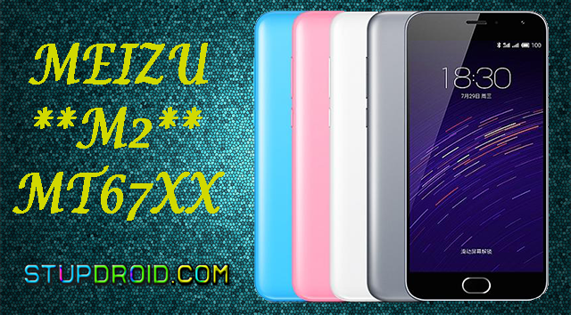 MT6735 ]How to install twrp Recovery and Get Root on meizu M2