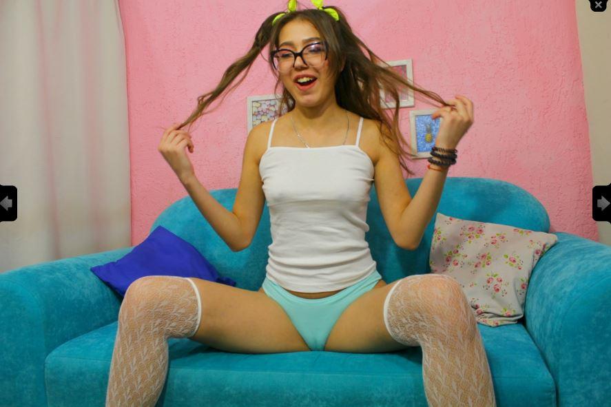 Sweet Lily Model Skype
