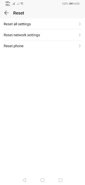 obtain ip address error android