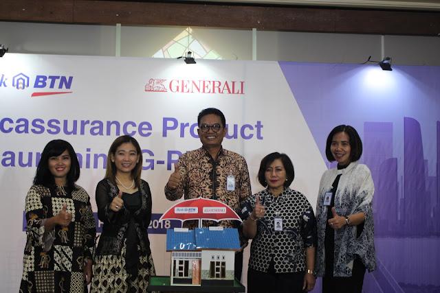 Generali bersama Bank BTN Berikan Perlindungan Penyakit Kritis bagi Nasabah KPR