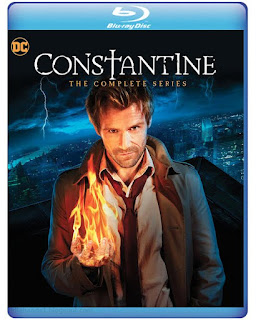 WB Constantine The Complete TV Series Blu-ray