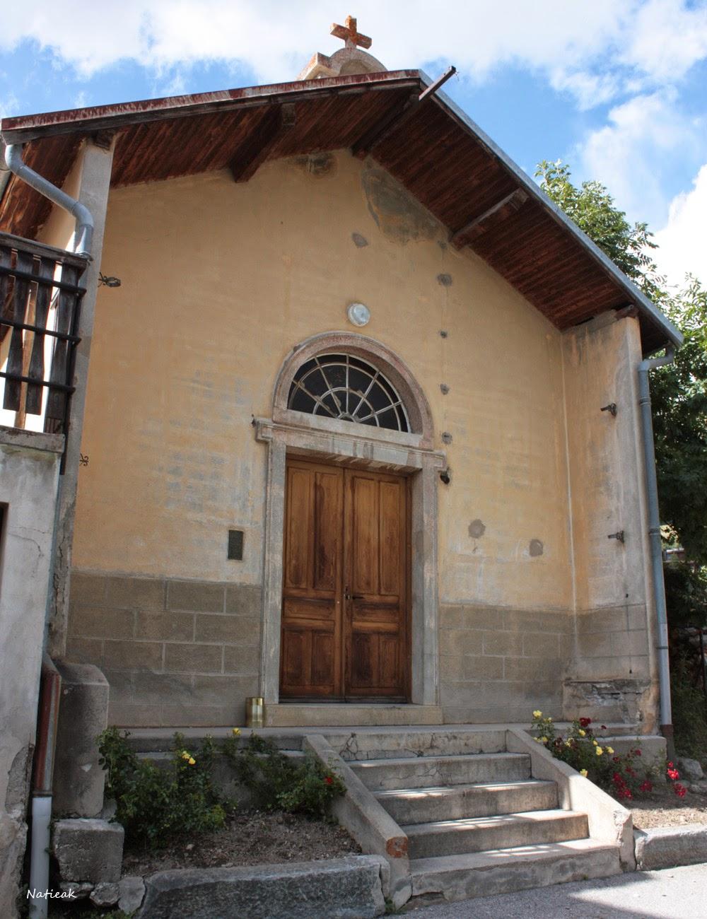 La Chapelle Saint Nicolas Aussois