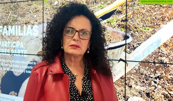 Nieves Rosa Arroyo expone el proyecto 'La Palma Orgánica' en el Seminario Internacional Revitaliza