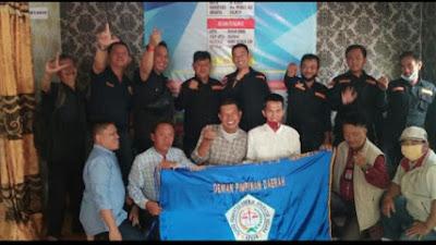 DPD APKAN LAMTIM Mengucapkan Selamat Atas Dilantik Bupati Baru dan berharap Bisa Menepati Janji Saat Kampanye