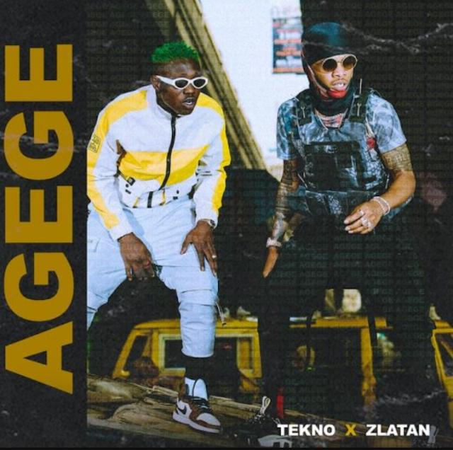 [Music] Tekno ft Zlatan - Agege [music]
