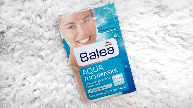 Balea Aqua Szövetmaszk