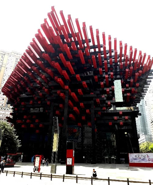 Chongqing - the city of surprises