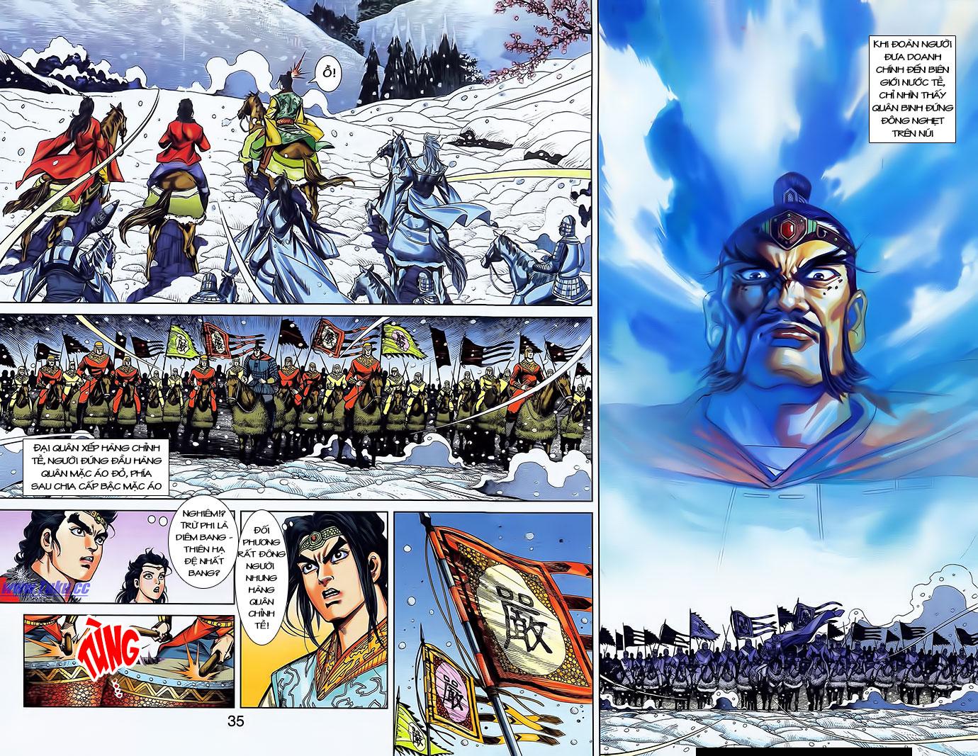 Tần Vương Doanh Chính chapter 4 trang 6