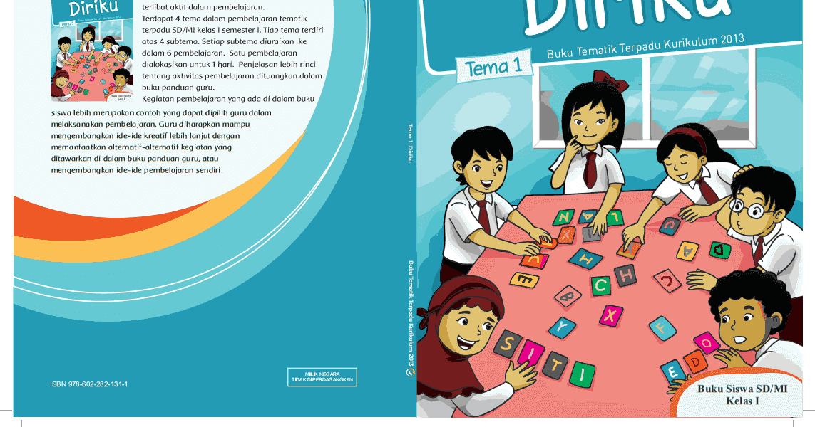 buku bupena kelas 2 tema 3