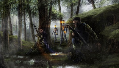 Xera Survival Gameplay