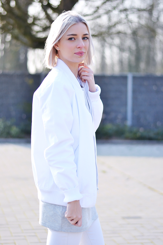 Street style, trends, fashion, spring, summer, 15, 2015, everything white