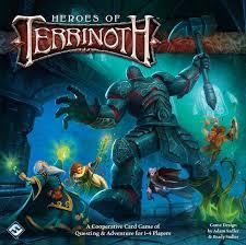 Heroes of Terrinoth : boîte de jeu