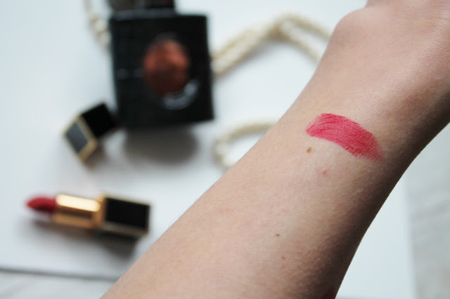 Tom Ford Lips and Boys Dylan Swatch