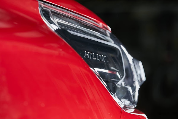 Toyota Hilux 2021 - Brasil