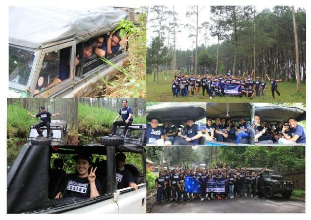Outbound Gravity Lembang