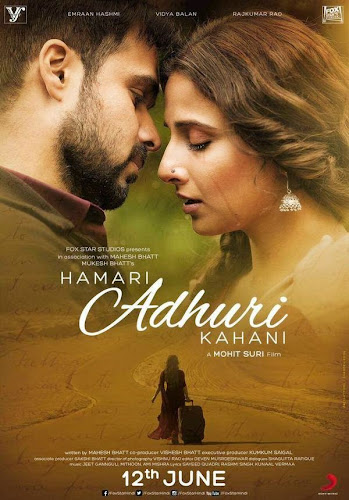 Hamari Adhuri Kahani (2015) Movie Poster No. 1