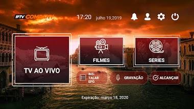 TESTE AGORA IPTV COMPANY. O MAIS LEVE SERVIDOR DE IPTV COM QUALIDADE