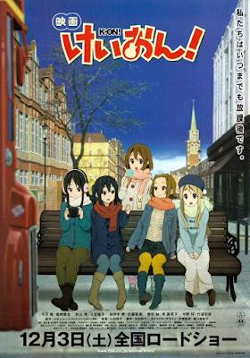 Sinopsis Anime K-On! Movie (2011)