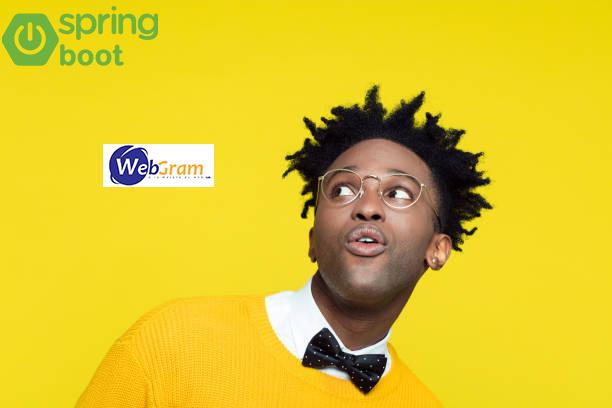 Développement Spring Boot : des API financières robustes avec WEBGRAM, meilleure entreprise / société / agence  informatique basée à Dakar-Sénégal, leader en Afrique, ingénierie logicielle, développement de logiciels, systèmes informatiques, systèmes d'informations, développement d'applications web et mobiles