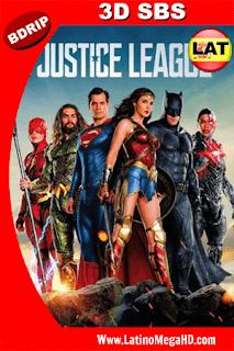 Liga de la Justicia (2017) Latino FULL 3D SBS BDRIP 1080P - 2017