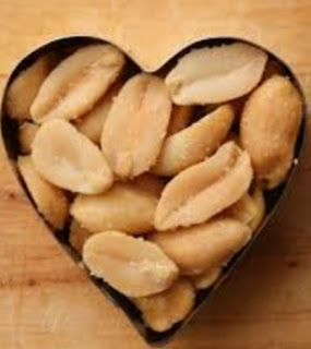 Peanuts for heart health