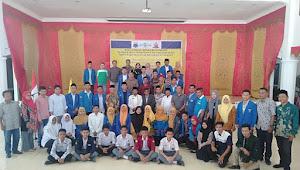 Pelantikan Pengurus PMII Kota Padang Sekaligus Seminar Kebangsaan