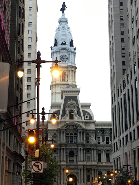 Tori's Pretty Things // Philadelphia City Hall Building