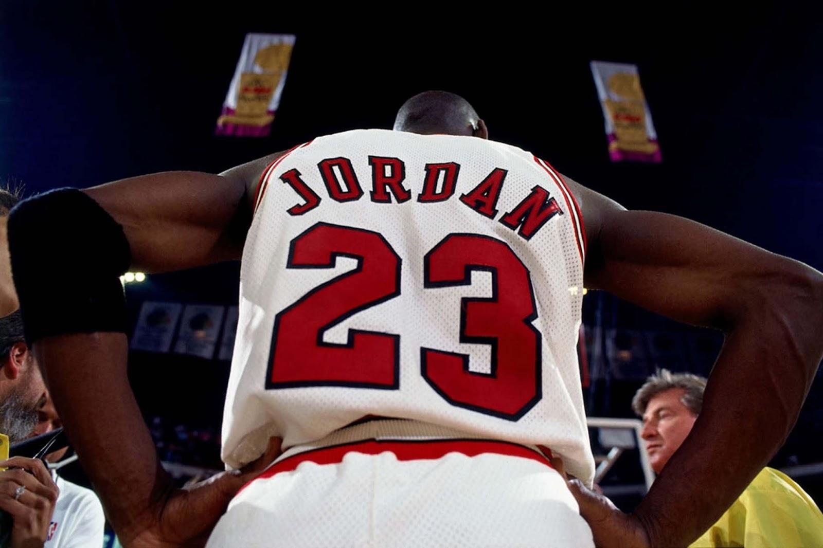 The Cat's Pajamas: Michael Jordan Turns 50