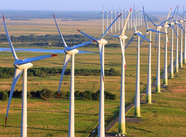 Piauí é o 3º estado brasileiro que mais gerou energia eólica em 2018