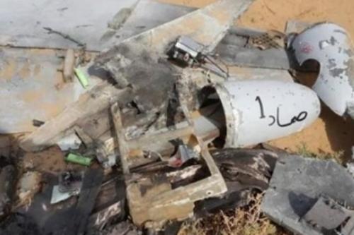 Pasukan Saudi Hancurkan 10 Drone Bersenjata Yang Ditembakkan Oleh Syi'ah Houtsi Yaman
