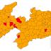 Plano Novo Normal: 22ª avaliação aponta 94% dos municípios paraibanos em bandeira laranja