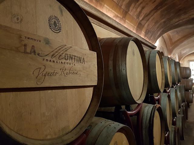 Visita in cantina La Montina - Franciacorta