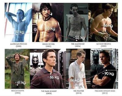 Gewicht von Promis - Männergewicht - Abnehmen Zunehmen Bilder vorher nachher