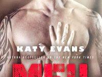 """Resenha: """"Meu"""" - Série Real - Livro 02  - Katy Evans"""