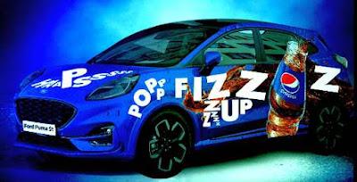 Concurs Pepsi Mai indraznet. Mai aventuros. Castiga un Ford Puma! Profi
