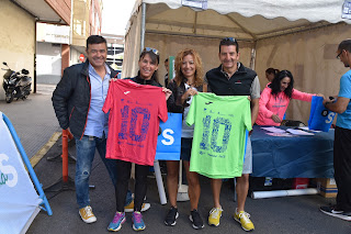 Carrera 10 Kilometros Leon