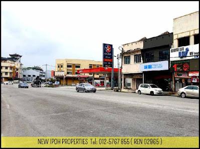 Ipoh Pasir Puteh, Jalan Pasir Puteh Good Location Shop For Sale & Rent (C02389) - RM 450 - RM 1,900/mth