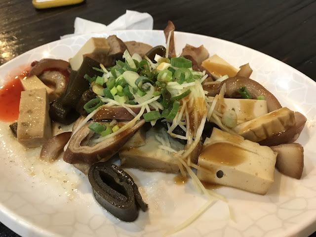 【新竹竹北美食】竹東邱排骨酥麵&清蒸蝦仁肉圓
