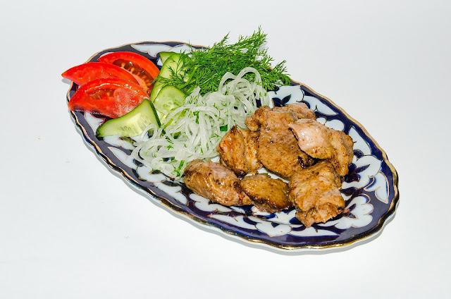Citromfüves csirkemell