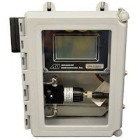 Analytical Industries Wall Mounted Percent Oxygen Analyzer