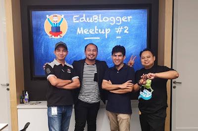 Edublogger Meletup #2 : Ruang Blogger Pendidikan Kongsi Ilmu dan Bina Jaringan