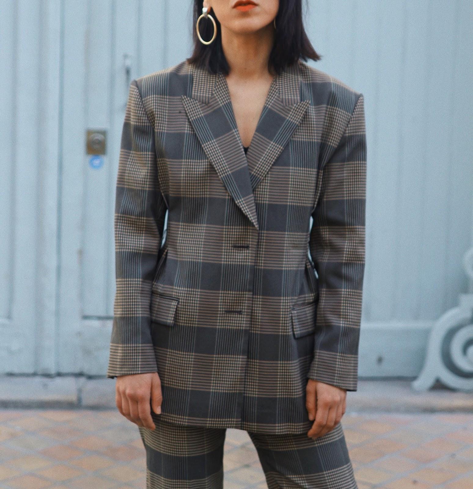 idée de look costume femme printemps 2018