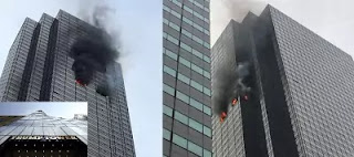 Trump Tower Fire: Man Dies In A Fire On 50th Floor