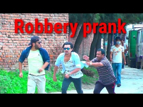 Nepali Prank - Robbery Prank