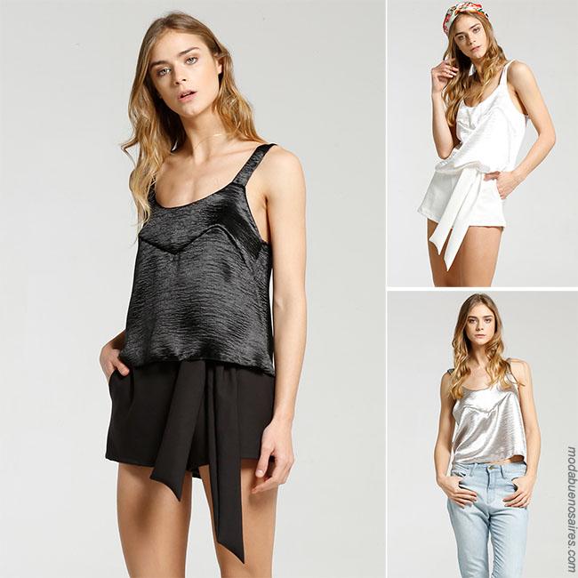 Blusas moda 2018 mujer Moda 2018.