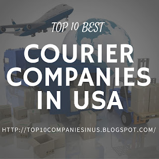 Top 10 Courier Companies In USA