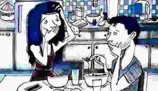 Ketika Suami Mengkritik Masakan Istrinya