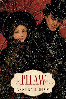 Book cover: Thaw by Anniina Sjöblom